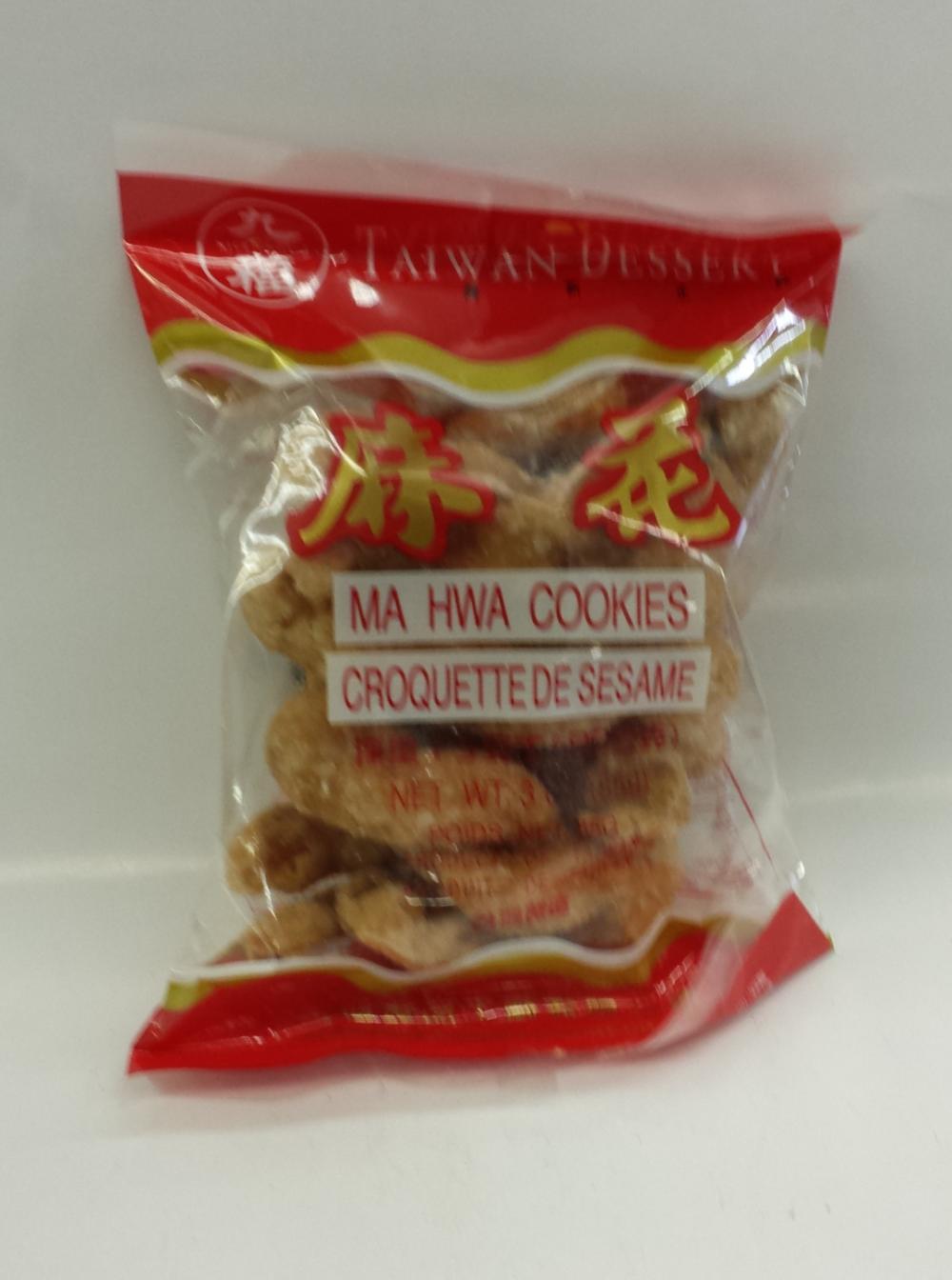 Ma Hwa Cookies   Taiwan   CK15105 100x3 oz