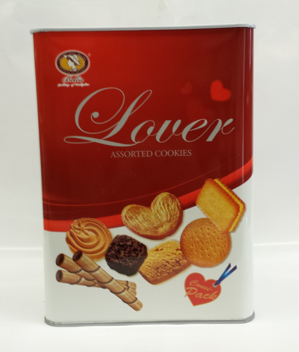 Lover Assorted Cookies   Bello   CK11111 6x600 g