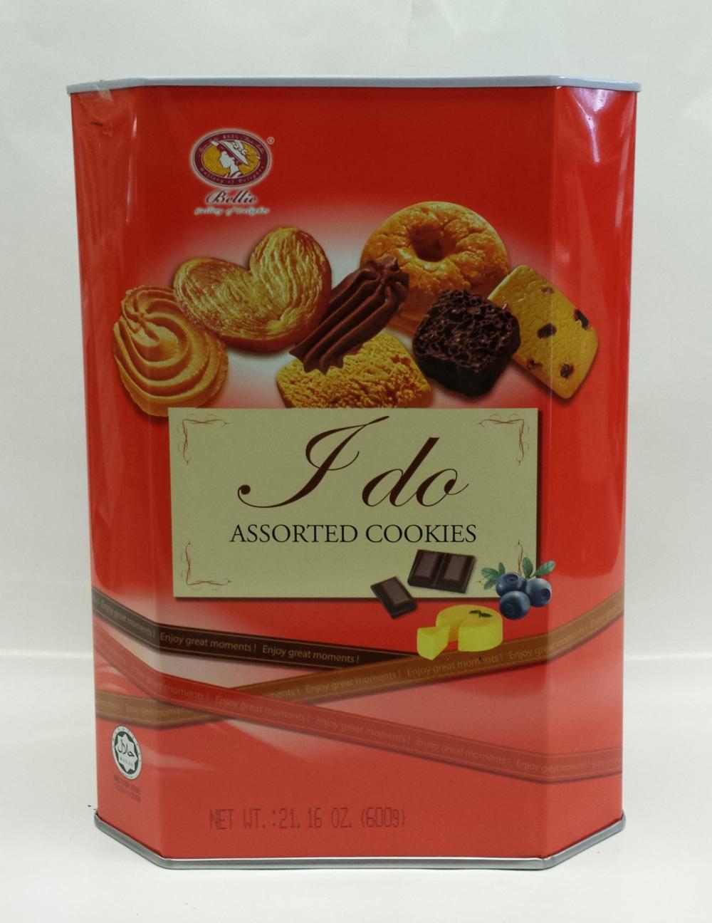 Ido Assorted Cookies   Bello   CK11110 6x600 g