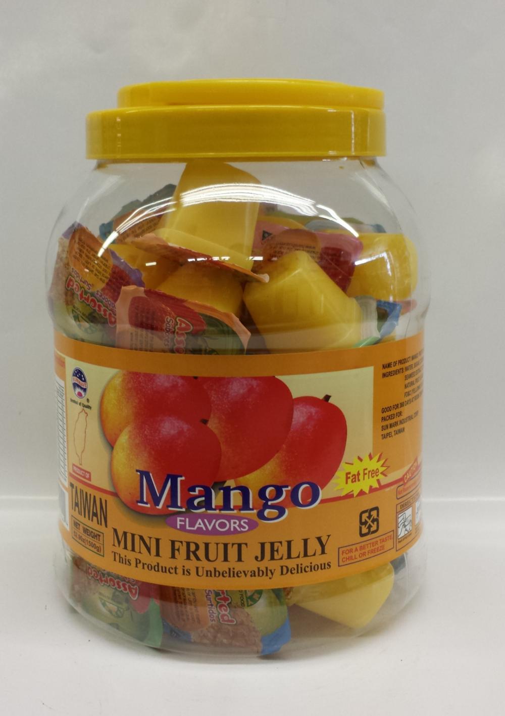 Jelly Cup, Mango   Sunwave   CJ13902 6x1500 g