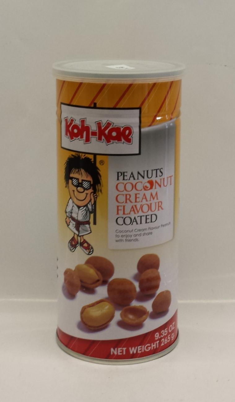 Peanut w/ Coconut Milk   Koh-Kae   CN16100 24x9.36 oz