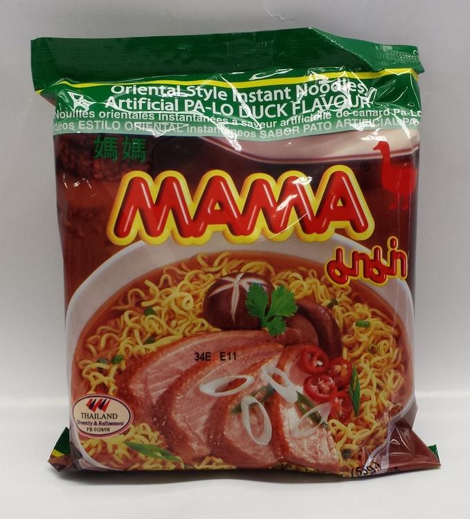 Ma Ma Noodle, Pa-Lo Duck   Ma Ma   ND21110 6x30x2 oz