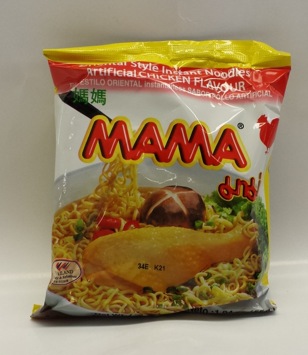 Ma Ma Chicken Noodle   Ma Ma   ND21109 6x30x1.9 oz