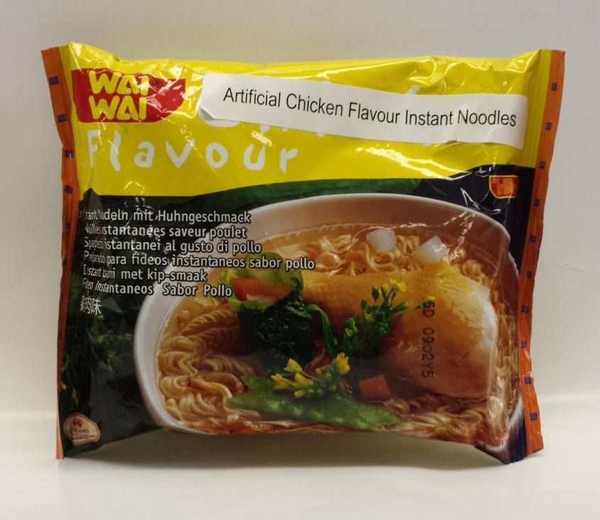 Wai Wai Chicken Noodle   Wai Wai   NDW0007 6x30x1.9 oz