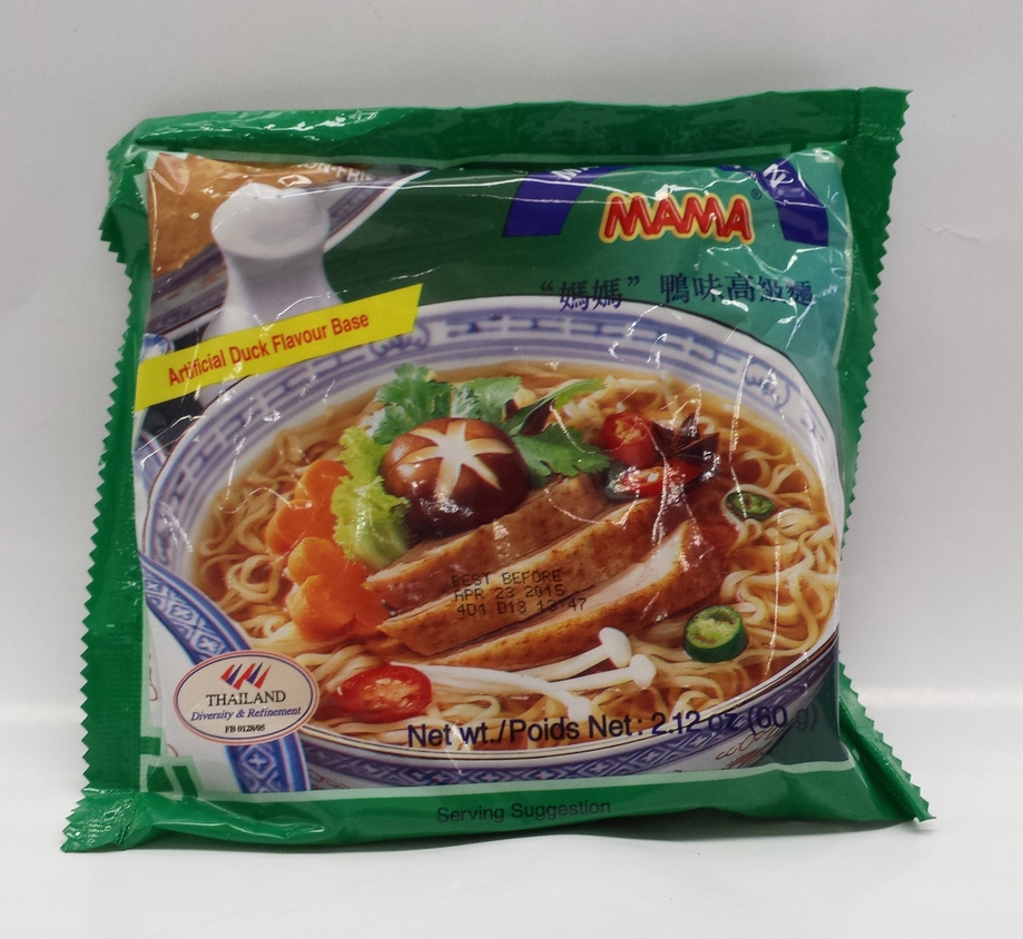Myojo Noodle, Duck   Ma Ma   ND21201 3x30x2.10 oz