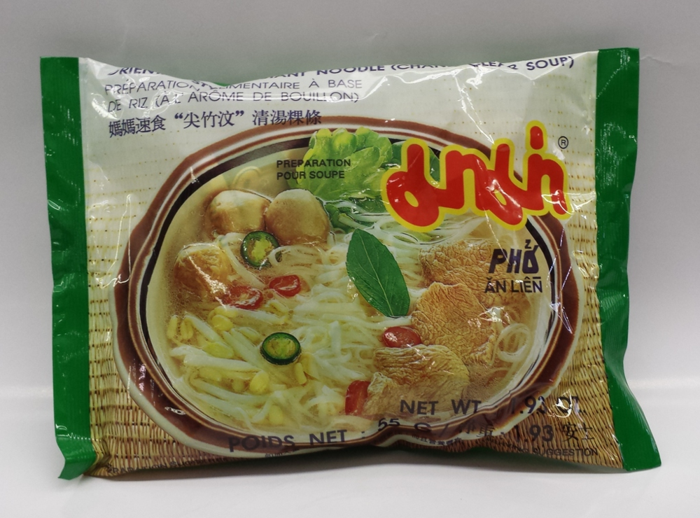 Ma Ma Chand Clear Soup, Small   Ma Ma   ND21103 6x30x1.9 oz