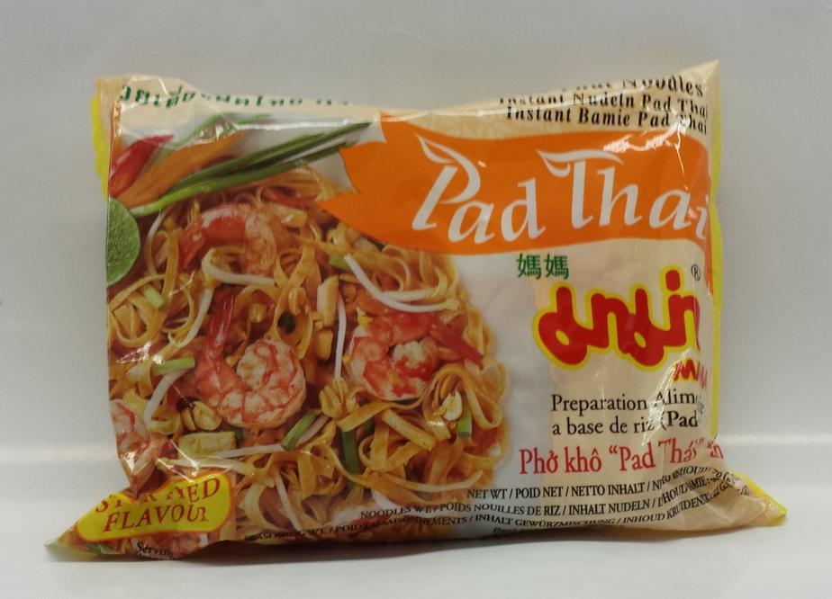 Ma Ma Pad Thai, Noodle   Ma Ma   ND21160 6x30x2 oz