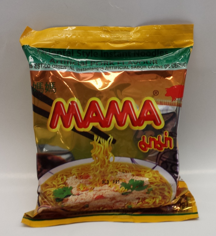 Ma Ma Pork Noodle   Ma Ma   ND21162 6x30x2.1 oz