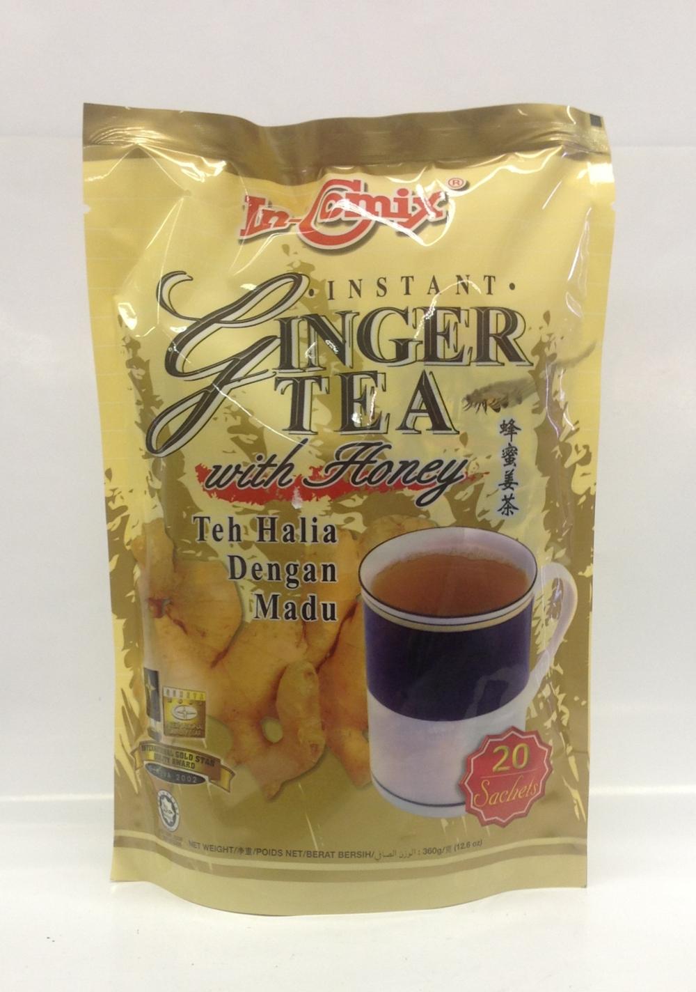 Instant Ginger Tea   In-Comix   DKT1343 20x20x18 g