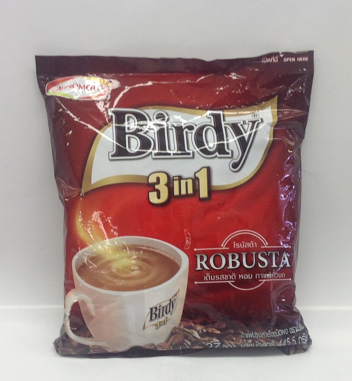 Instant Coffee Mix 3 in 1   Birdy   DKT1350 18x27x20 g