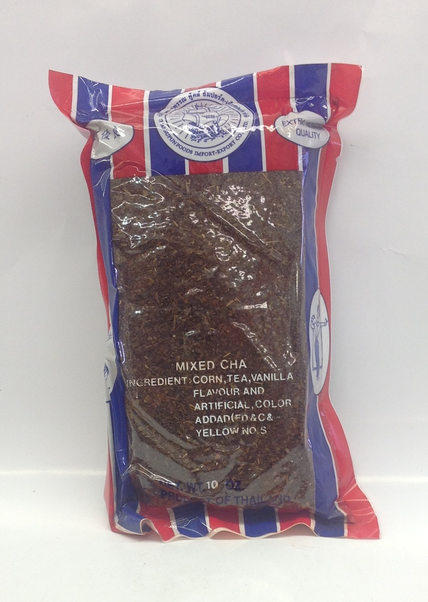 Thai Tea Powder (Mixed Cha)   Sumpao Boat   DKT1731 50x10 oz