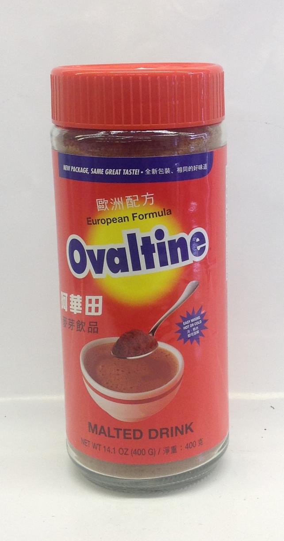 Ovaltine Malted Drink   Thai   DK15313 12x14 oz