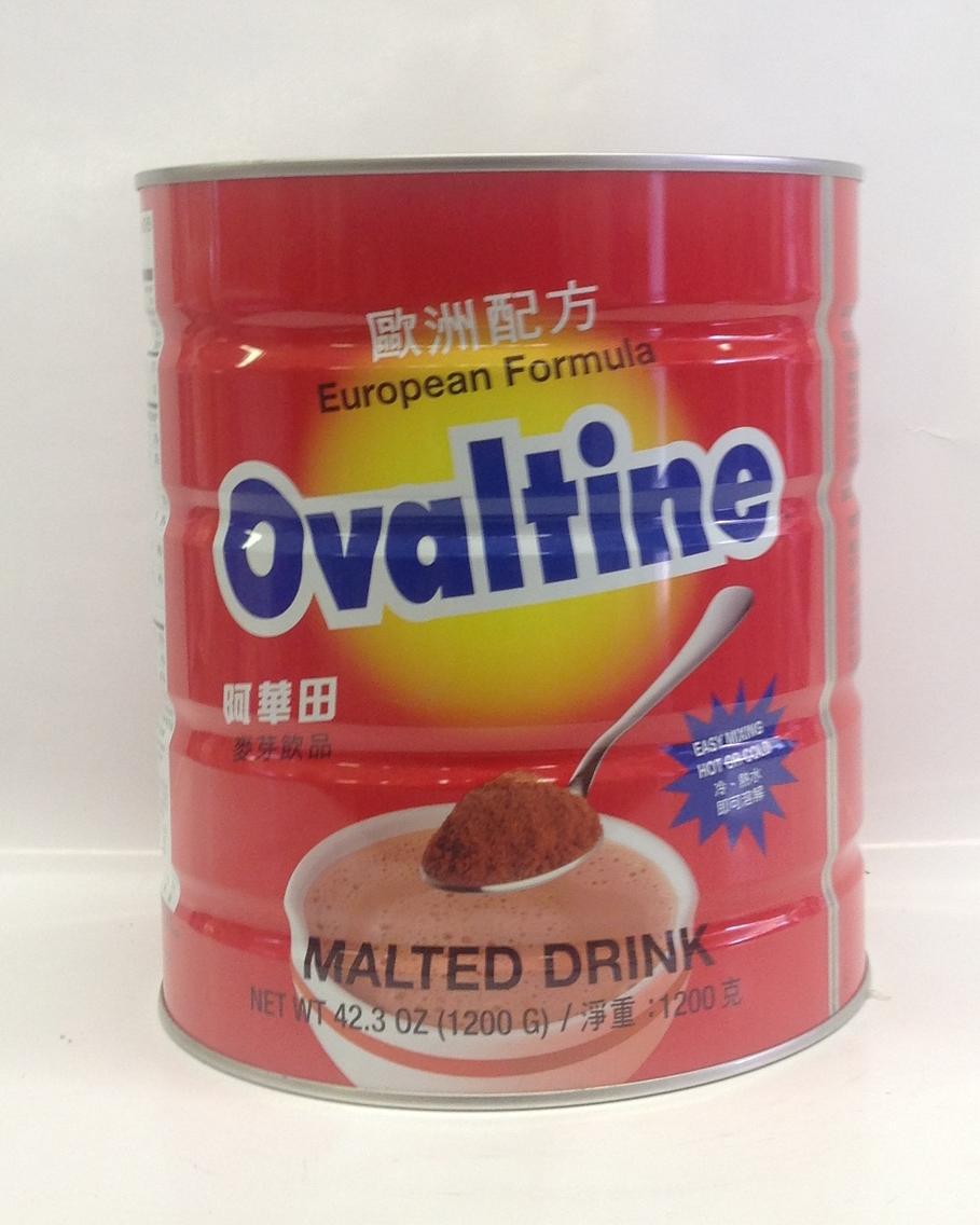 Ovaltine Powder   Thai   DK15315 6x1200 g