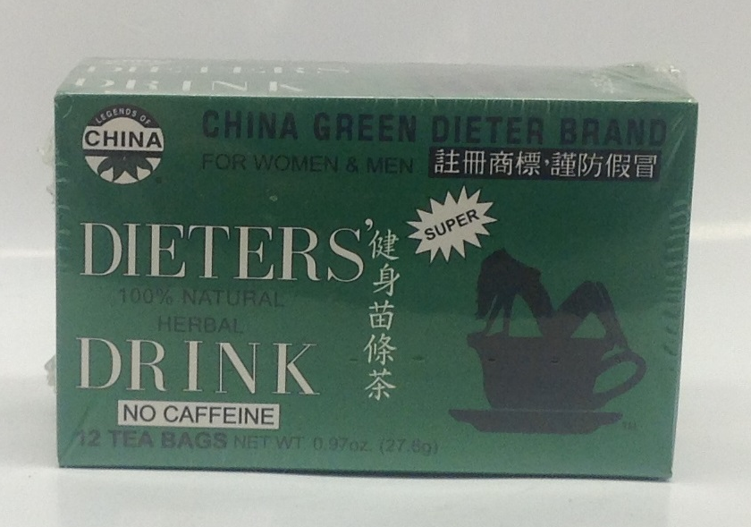 Dieters' Drink   China