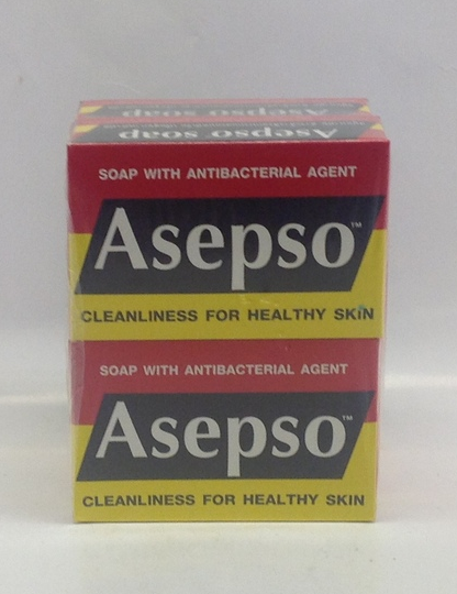 Asepso Soap   Thai   SOA1110 18x4x80 g