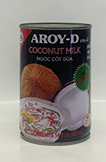 Coconut Milk (Desert)    Aroy-D    CM11105 24x13.5 oz