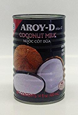 Coconut Milk    Aroy-D   CM11102 48x5.6 oz  CM11103 24x13.5 oz