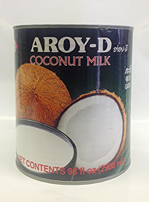 Coconut Milk    Aroy-D   CM11109 6xA10