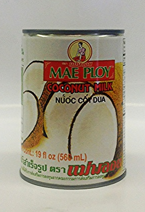 Coconut Milk    Mae Ploy   CM15100 24x19 oz
