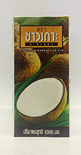 Coconut Milk (UHT)    Chaokoh   CM11229 12x1000 ml