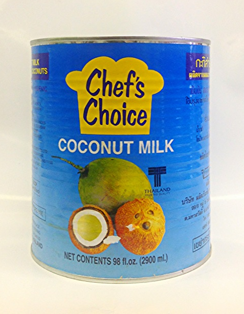Coconut Milk   Chief's Choice   CM11122 6x5 lbs