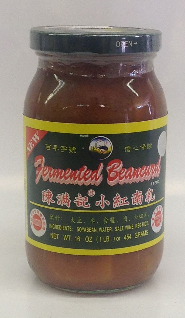Red Bean Curd   C.M.K.   PS16200 24x16 oz