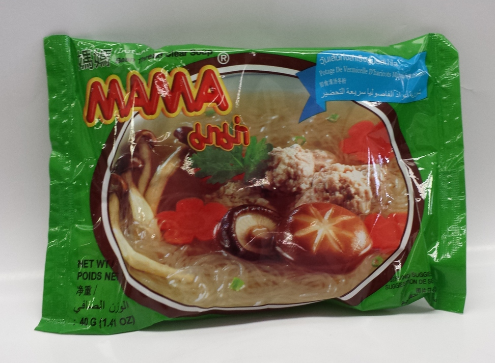 Ma Ma Bean Thread, Clear Soup   Ma Ma   ND21100 6x30x1.41 oz