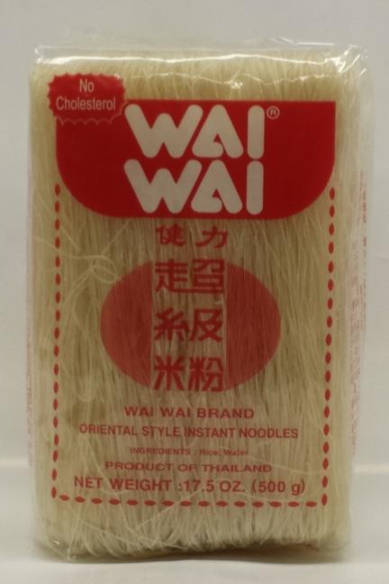 Instant Noodles   Wai Wai   NDW0012 6x30x2.1 oz