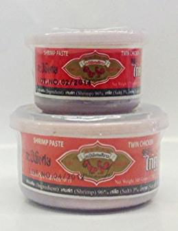 Shrimp Paste   Twin Chicken   SHP1010 24x6 oz  SHP1009 24x12 oz  SHP1011 12x35 oz