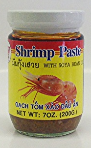 Shrimp Paste w/ Soya Bean Oil   Bird's   SHP1110 24x7 oz