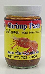Shrimp Paste w/ Soya Bean Oil   Bird's   SHP1110 24x7 oz