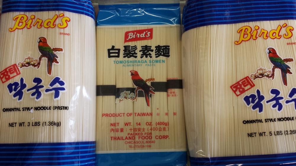 Noodles — Thailand Food Corp