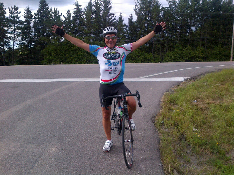 Caledon 100 k ride for did it..jpg