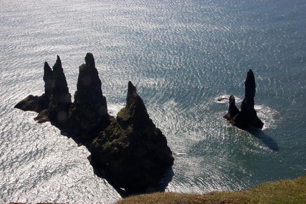 Iceland Sea Stacks