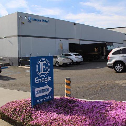 Enagic U.S. Headquarters in Los Angeles