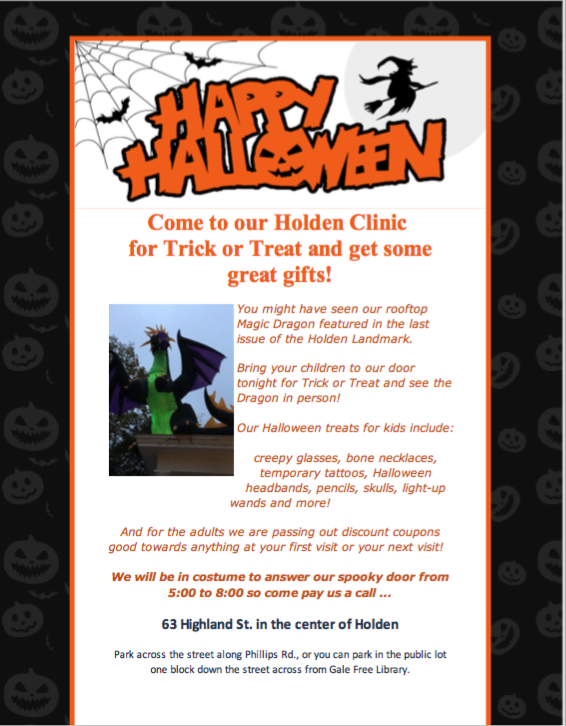 Halloween Invitation 2016