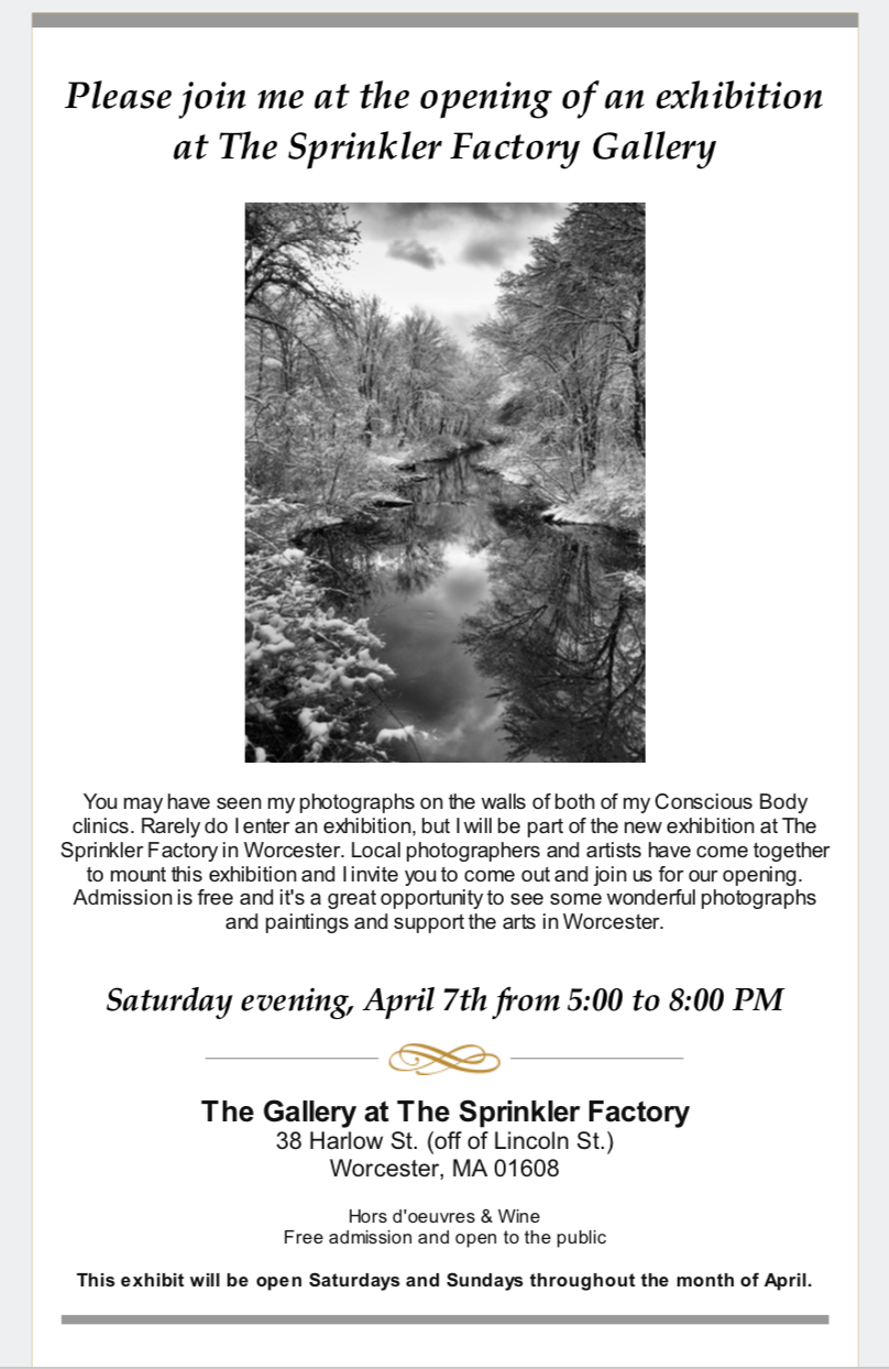 Dr. Clickner's Photography Exhibition