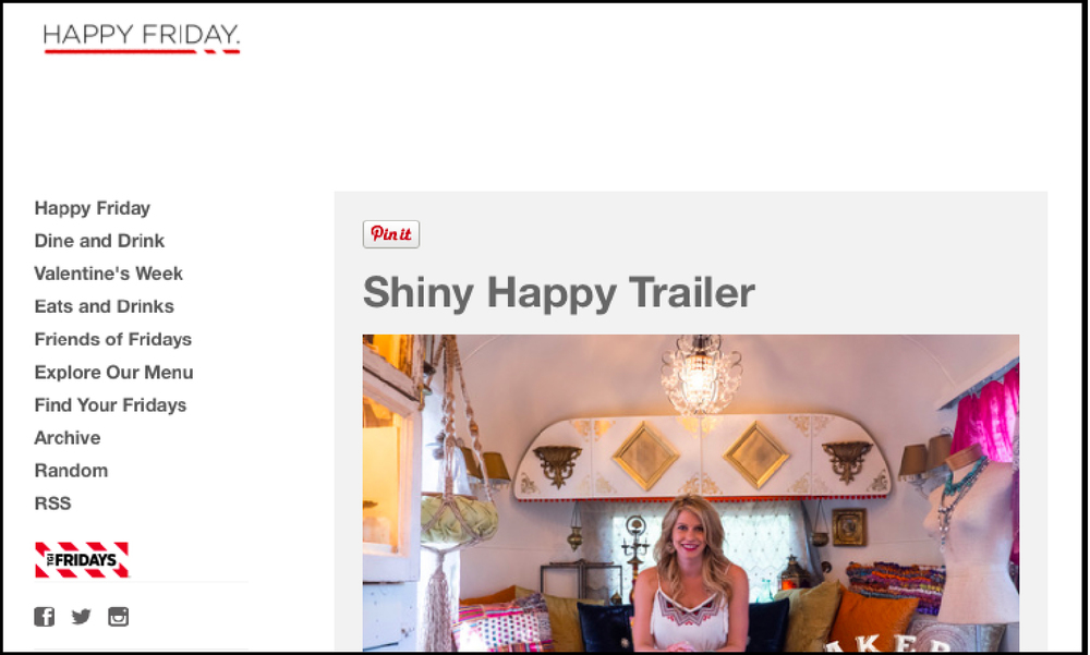 Summer of Fridays |  Shiny Happy Trailer