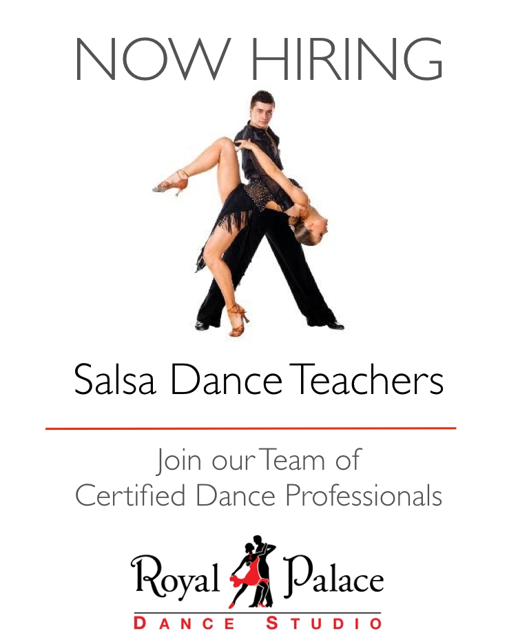 Salsa Dance Teacher