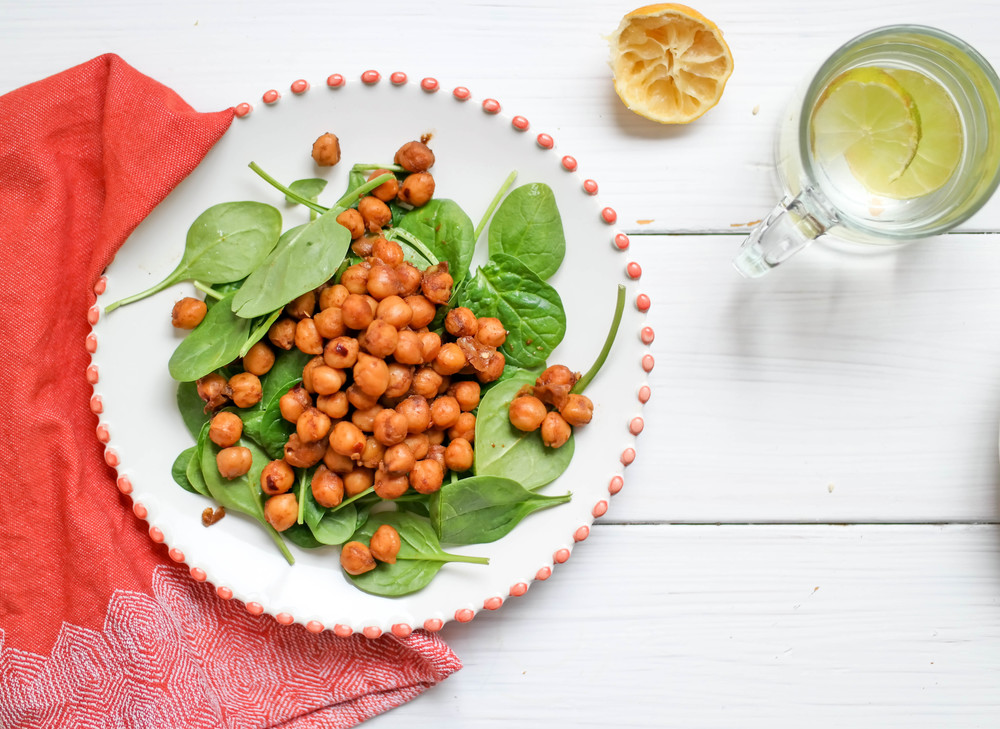 3-Chili-Infused-Chickpea-Salad | www.8thandlake.com
