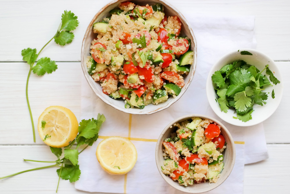 SImple-Tabbouleh | www.8thandlake.com