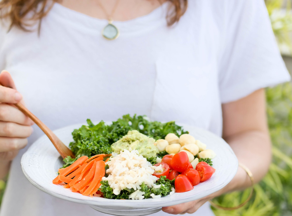 6-A-Spring-Kale-Salad | www.8thandlake.com