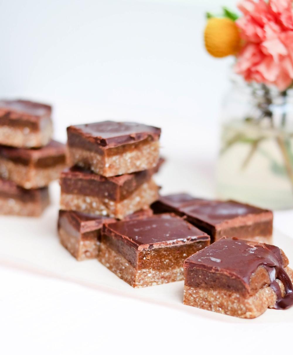 Caramel-andchocolate-chunks | www.8thandlake.com