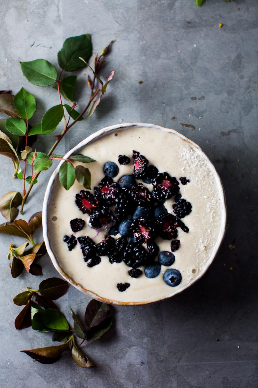 Vanilla-Cashew-Protein-Smoothie | www.8thandlake.com