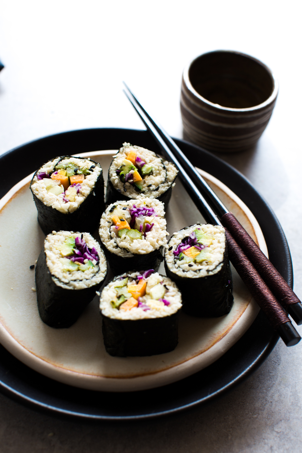 5-Cauliflower-Rice-Sushi | www.8thandlake.com