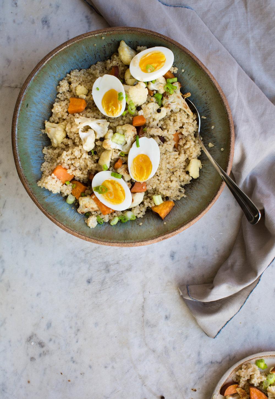 5-2-Sweet-Potato-Quinoa-Bowl-with-Sweet-Tahini-Dressing | www.8thandlake.com