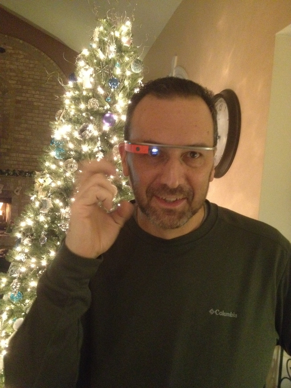 Fun with Google Glass