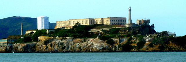 Alcatraz from the other end