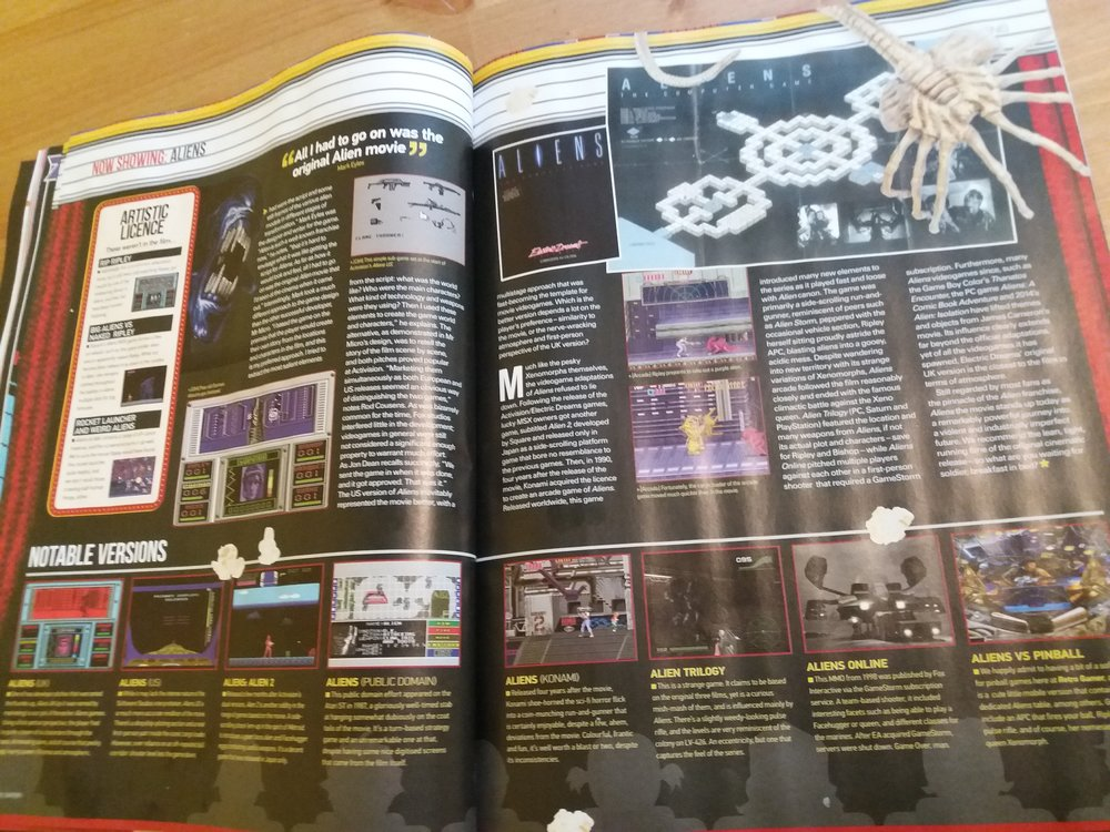Second page of Graeme's article. He did a great job of getting together thoughts from several of the people involved, including Rod Cousens (then Preseident of Activision International - and my boss!) and Mark Eyles (a writer we hired to write the initial game design)