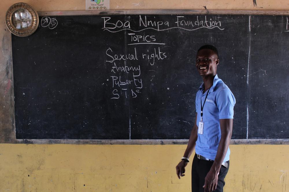 Kamara Sexualkundelehrer